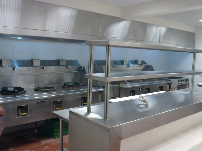 Inicio muebles de acero inoxidable for Cocinas de acero inoxidable para restaurantes